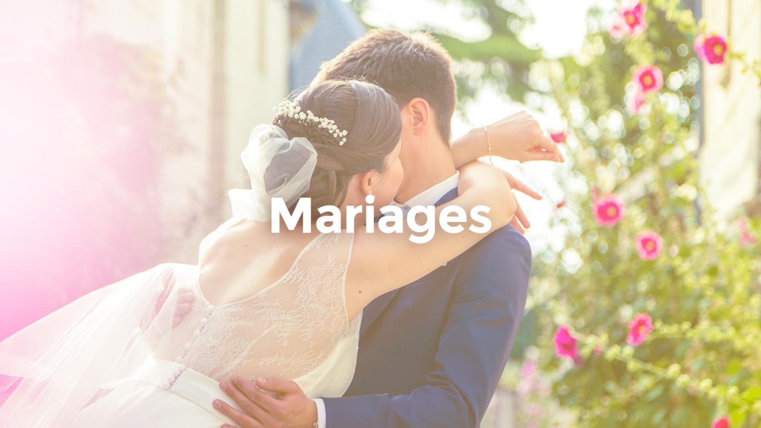 Prestation Mariage - Fiscorb